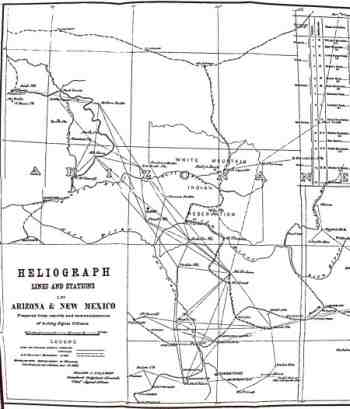 Restoration of Assistant Adjutant General William J. Volkmar's 1890 map
