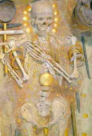 Varna Necropolis, Elite Grave Goods, 4500 - 4000 BC, Varna, Bulgaria
