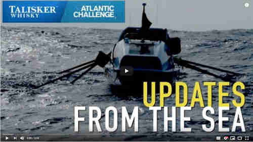 Atlantic Challenge 2015 - Updates from the Sea (5:34)