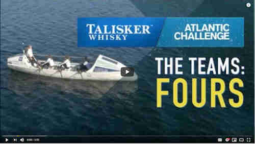 Atlantic Challenge 2015: The Teams - Fours (2:50)